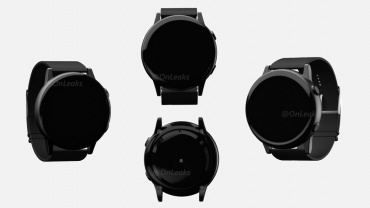 Renders of Samsung's next smartwatch appears to be missing a
