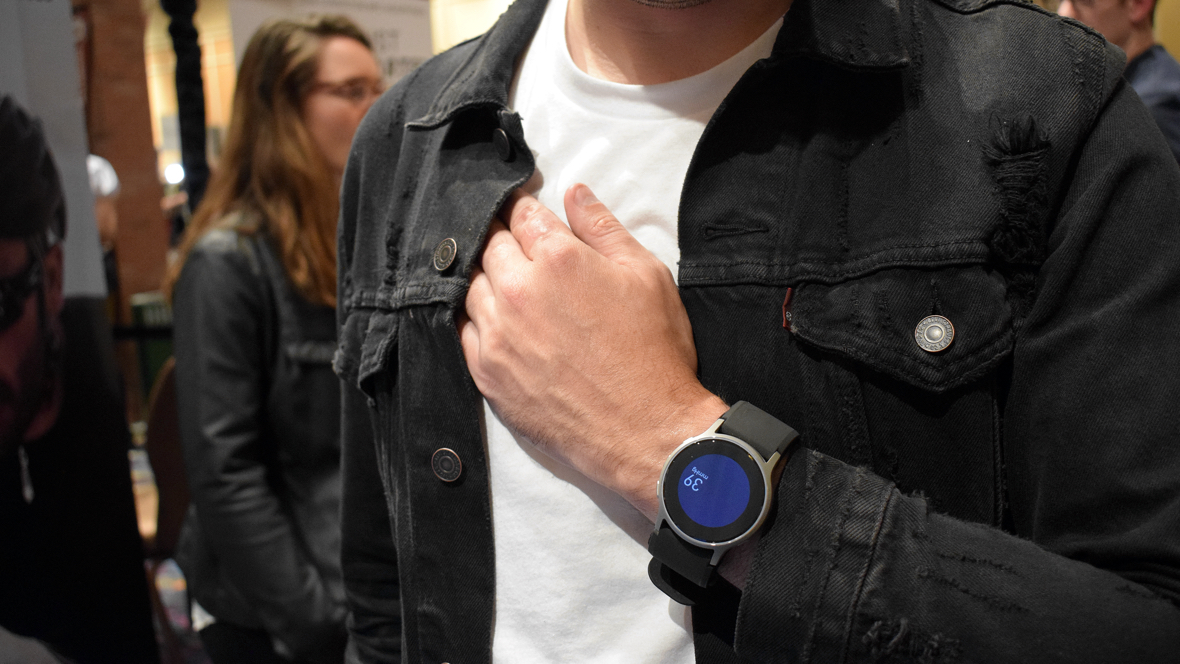 First look: Omron's HeartGuide watch