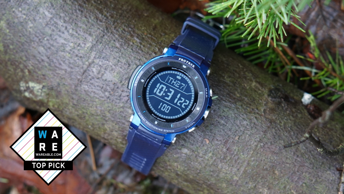 Casio Pro Trek WSD-F30 review 4dc8dd0879e