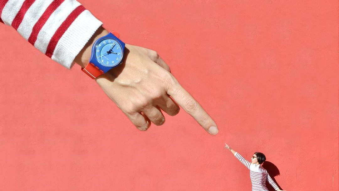 Swatch brings NFC payment to Europe