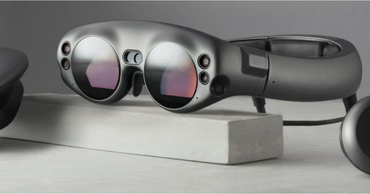 Field of view: Magic Leap may be jumping into mobile AR