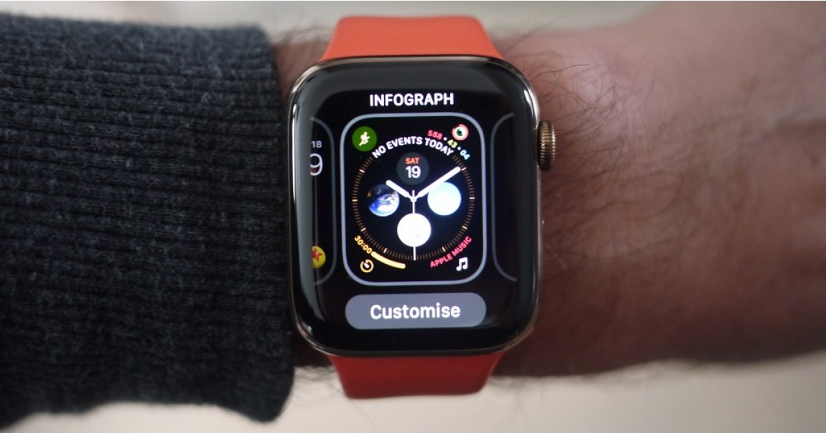 How to change your Apple Watch face and complications