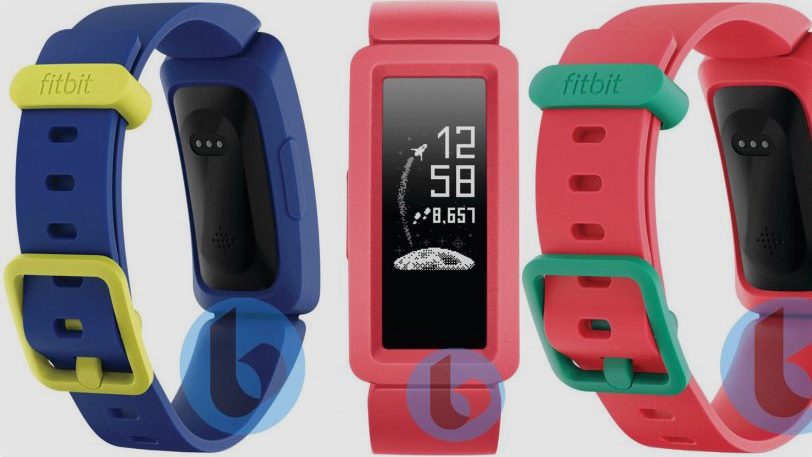 Leaked pics show new Fitbit for kids