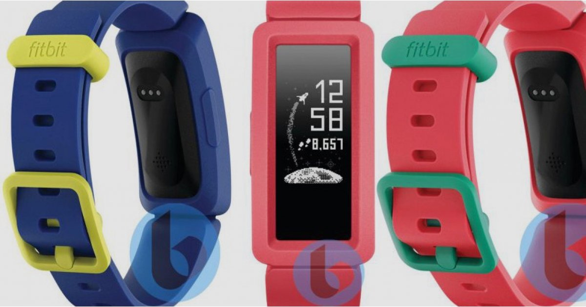 ​Fitbit plans new kids fitness tracker - according to new leaked images