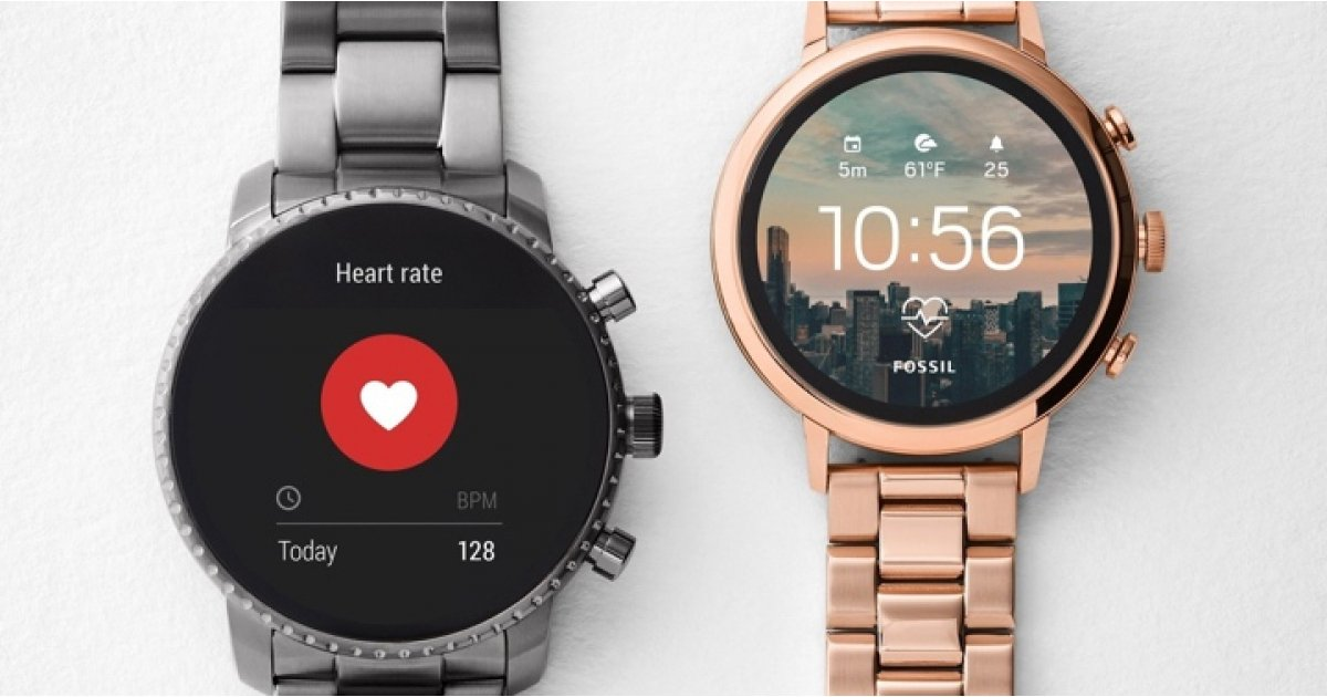 Fossil's Gen 4 smartwatches get some big deals love on Amazon