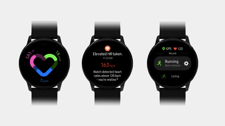New Galaxy Watch Active features revealed
