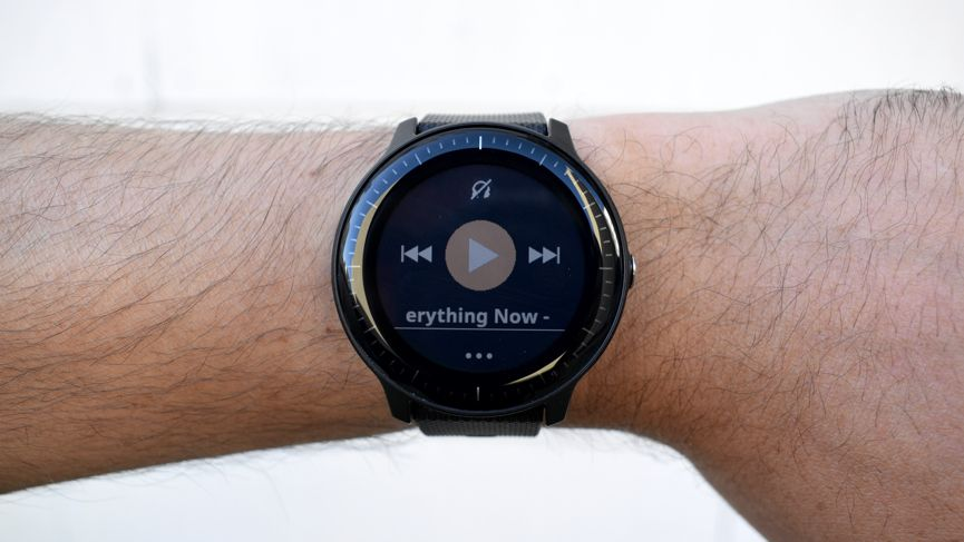 Garmin Vivoactive 3 Music finally gets some Spotify app love