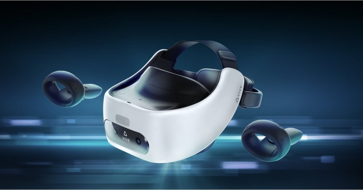 HTC Vive Focus Plus gets enhanced controllers - but it's still not made for you
