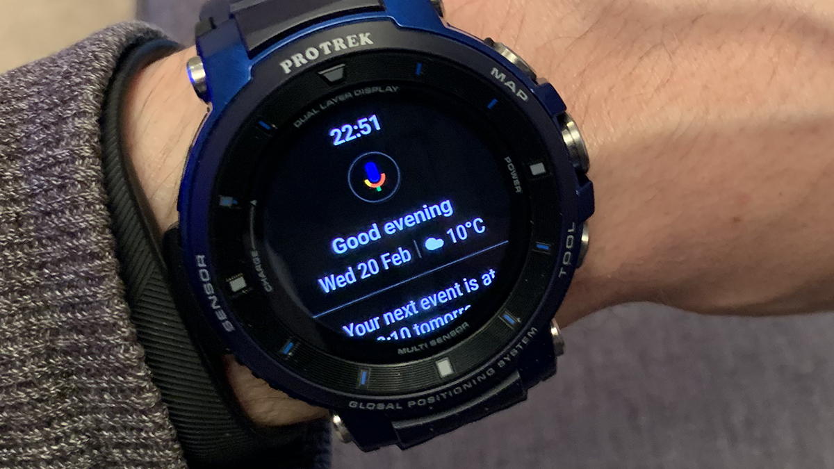 How to use voice commands on Wear OS