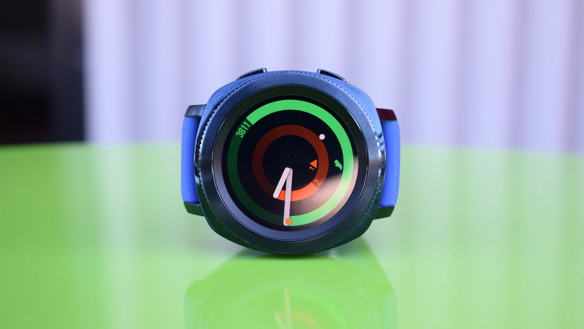 Swatch is suing Samsung