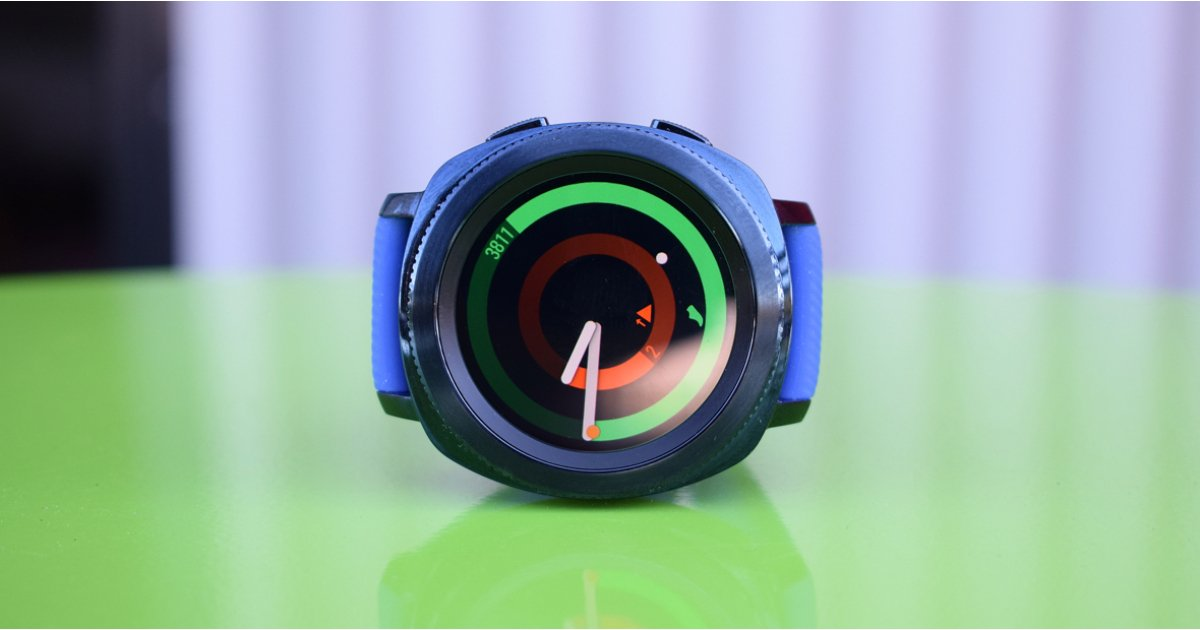 Swatch is suing Samsung over copycat smartwatch faces
