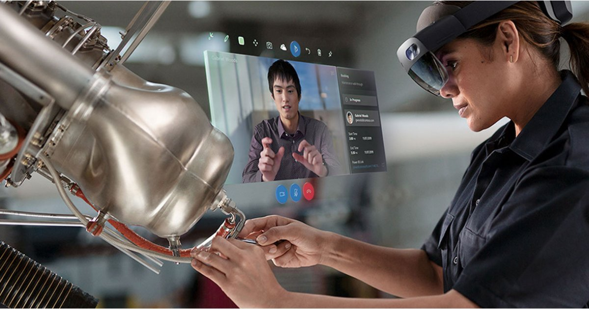 Remixing reality: What HoloLens is used for in the real world
