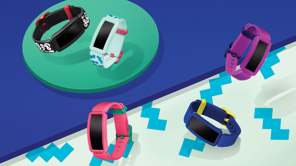 Fitbit Ace 2 dons new waterproof design