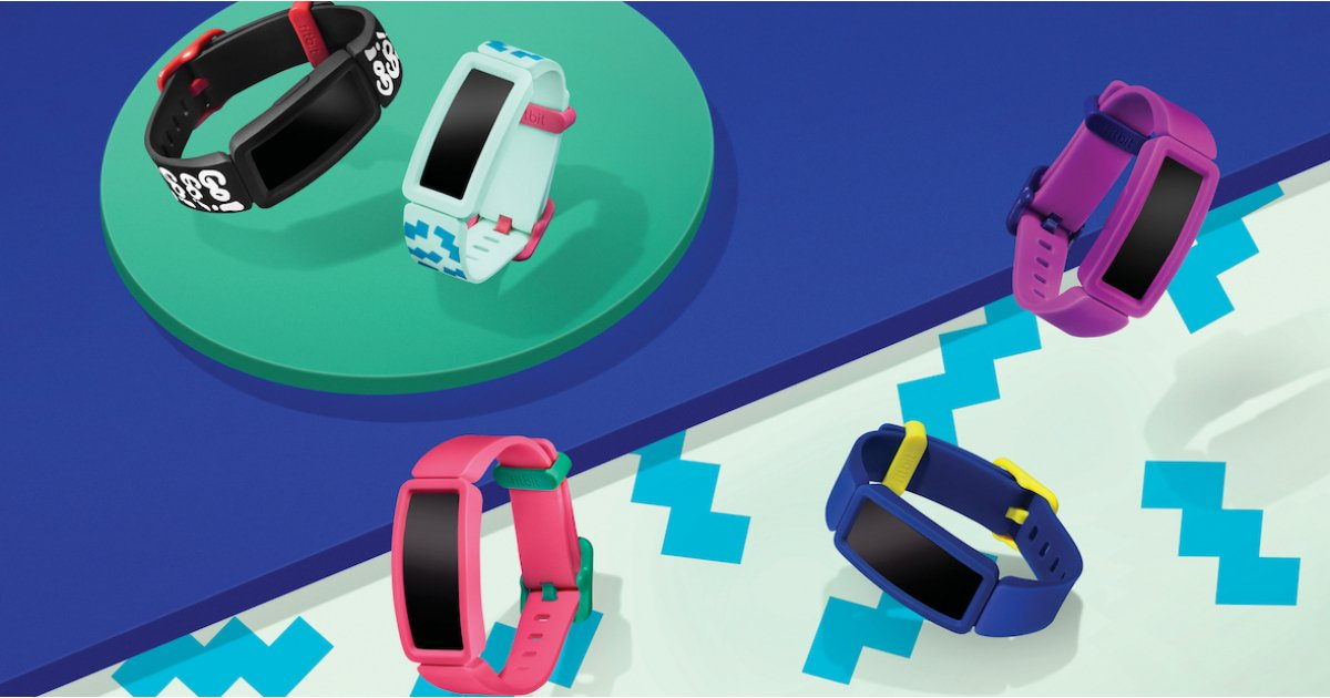 Fitbit Ace 2 brings waterproofing and fun colors to the kid fitness tracker party
