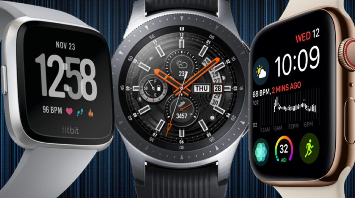 Best smartwatch guide  Our March 2019 top picks revealed 2b64d82010dd