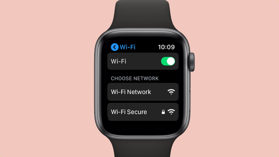 How to connect Apple Watch to Wi-Fi
