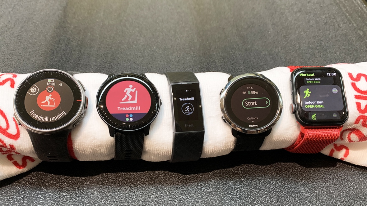 Running indoors: Best running watch and wearables for