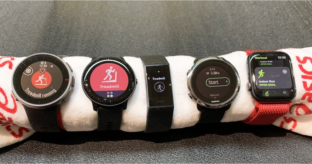 Running indoors: Best running watch and wearables for treadmill training