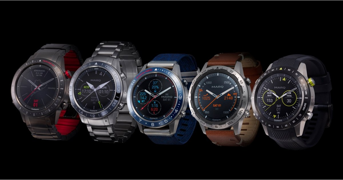 Garmin Marq will compete with luxury sports watches for your