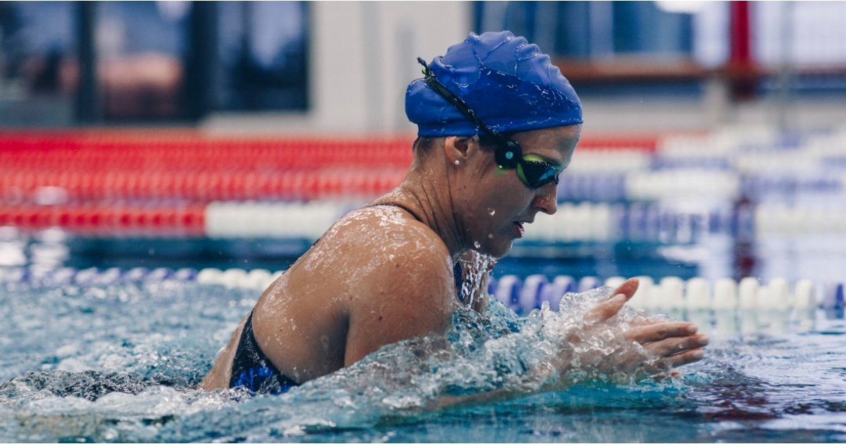 Polar OH1+ brings heart rate monitoring skills to your swimming goggles
