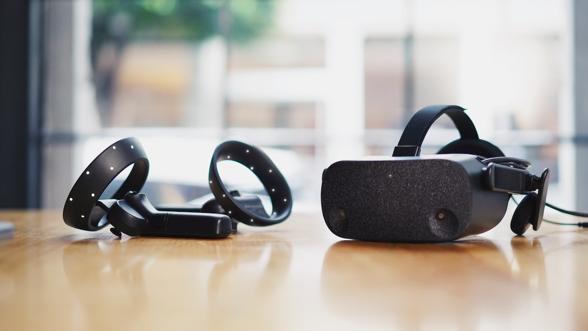 HP announces Reverb, the best Windows Mixed Reality headset yet