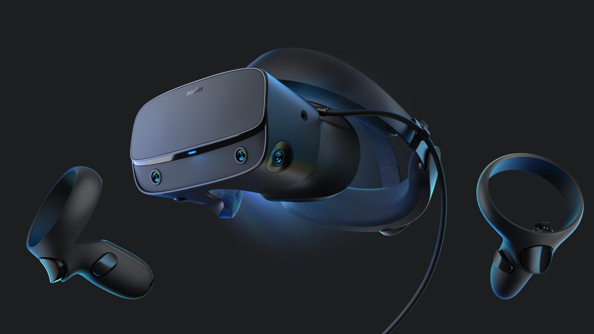Oculus reveals the Rift S