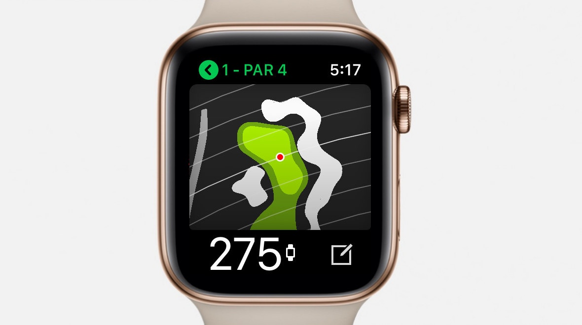 ​Tag Heuer releases Apple Watch golf app
