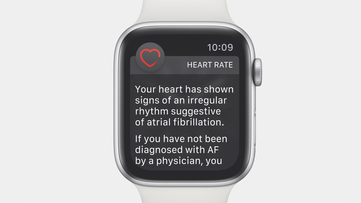 Apple launches 'life-saving' heart monitoring features to Watch users in the UK