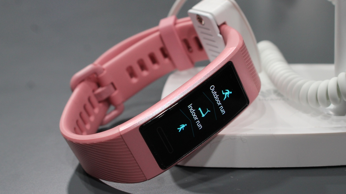 Huawei Band 3: First look