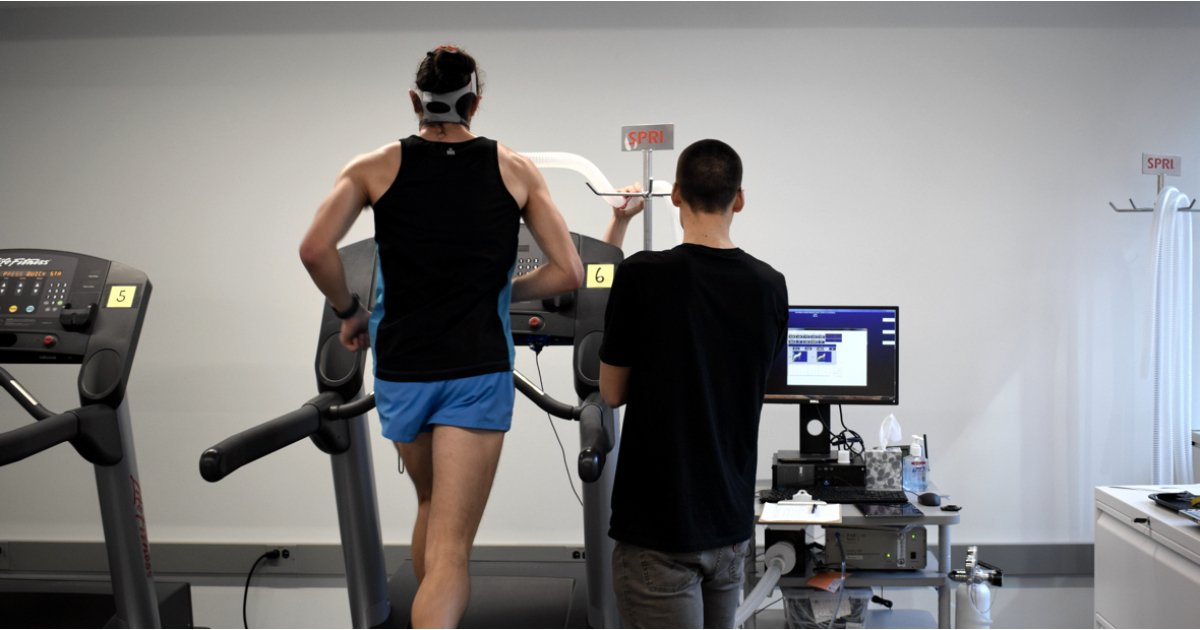 Inside Fitbit's top-secret testing lab: Where sweat is turned into data