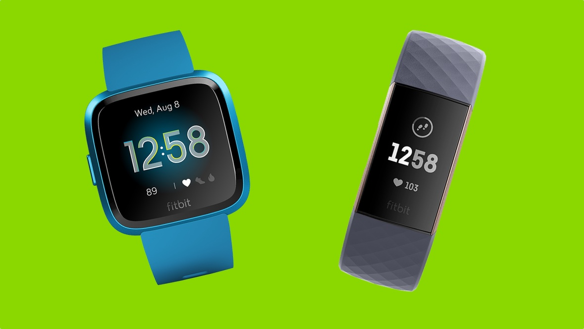 Fitbit Versa Lite Edition v Fitbit Charge 3