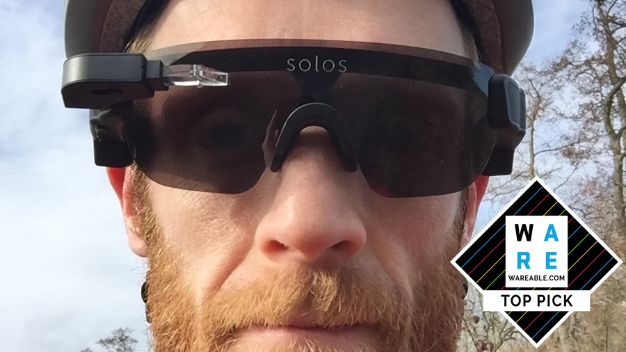 Solos cycling smartglasses