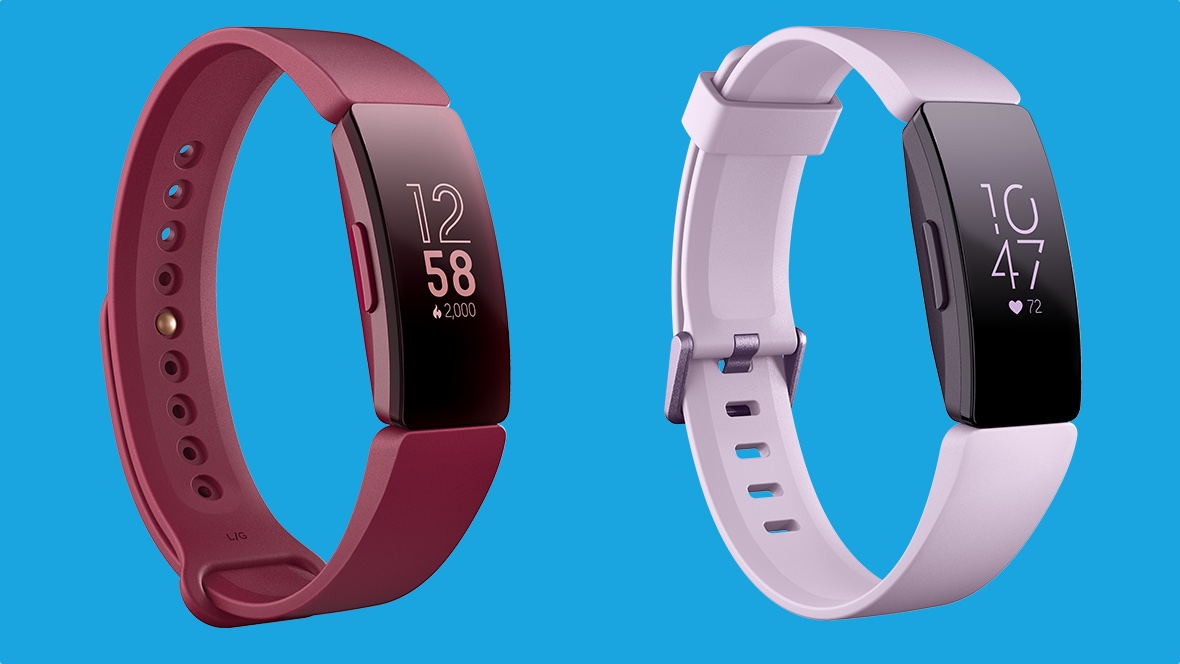 Fitbit Inspire HR v Fitbit Inspire