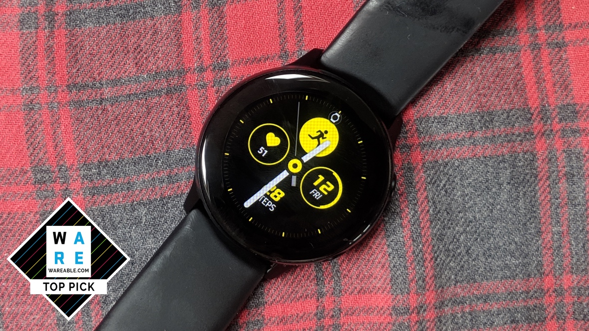 f44adc53a Samsung Galaxy Watch Active review