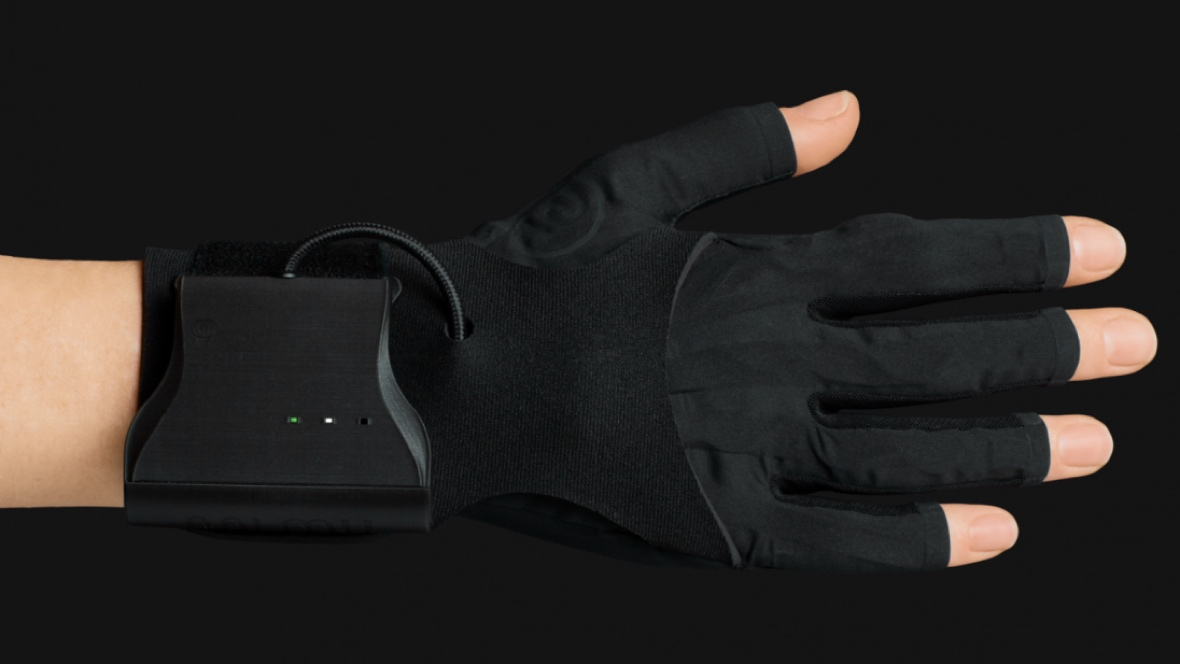 Mi.Mu gloves to help musicians get creative