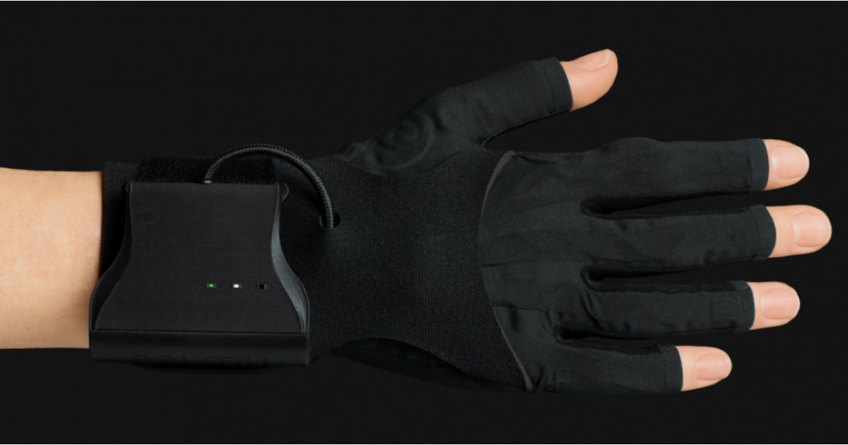Mi.Mu gloves want to make creating music less complicated