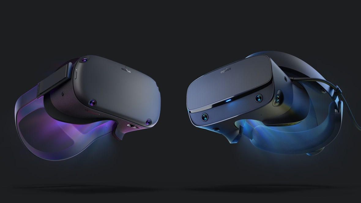 Oculus Rift S and Quest launch date revealed