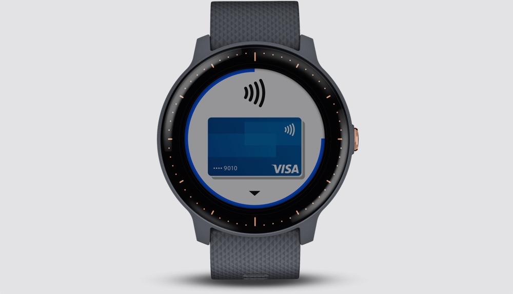 How to use Garmin Pay