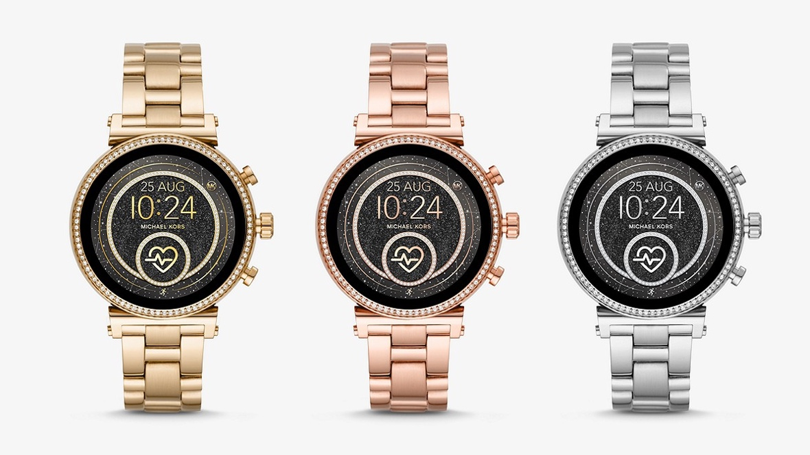 Sporty Michael Kors smartwatches incoming