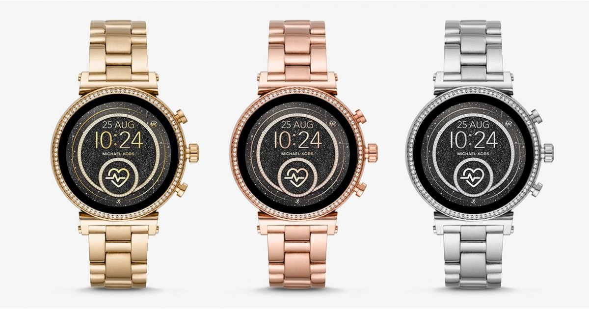 Michael Kors smartwatches set to get sportier in 2019, says Fossil Group