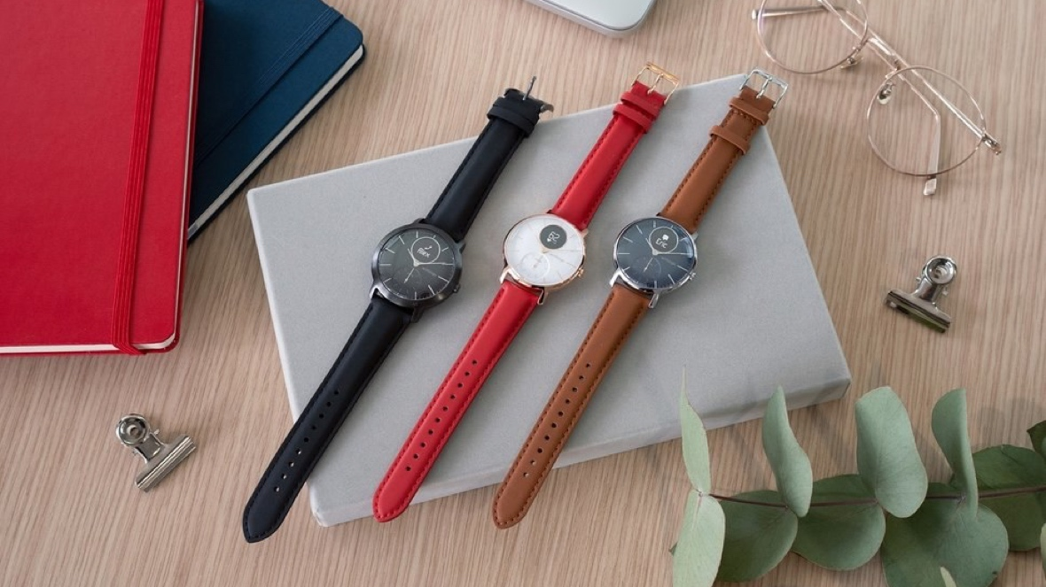 Withings reveals Steel HR Sapphire Signature