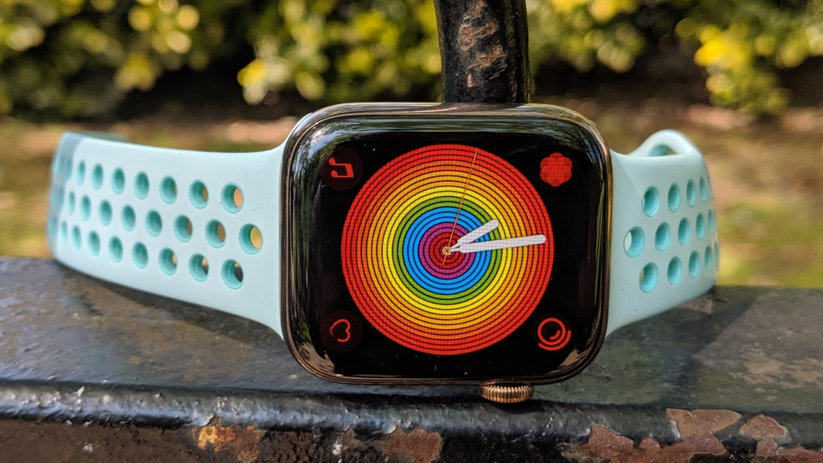 Apple Watch gets new Pride watch faces