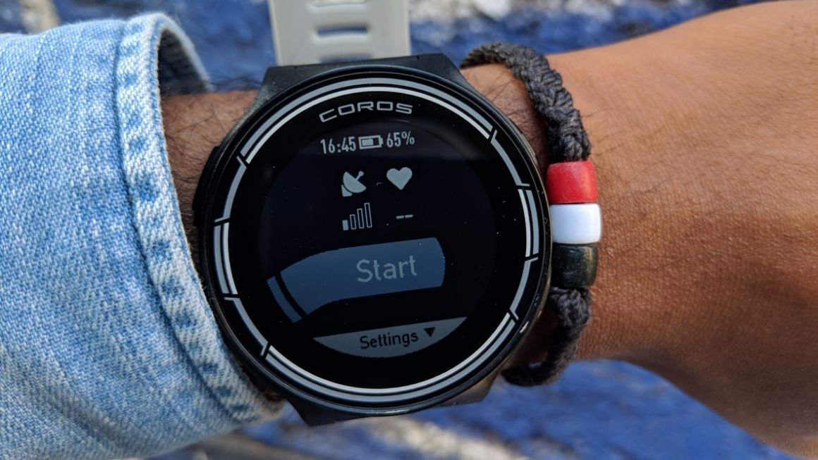 Coros GPS sports watch hits its lowest price