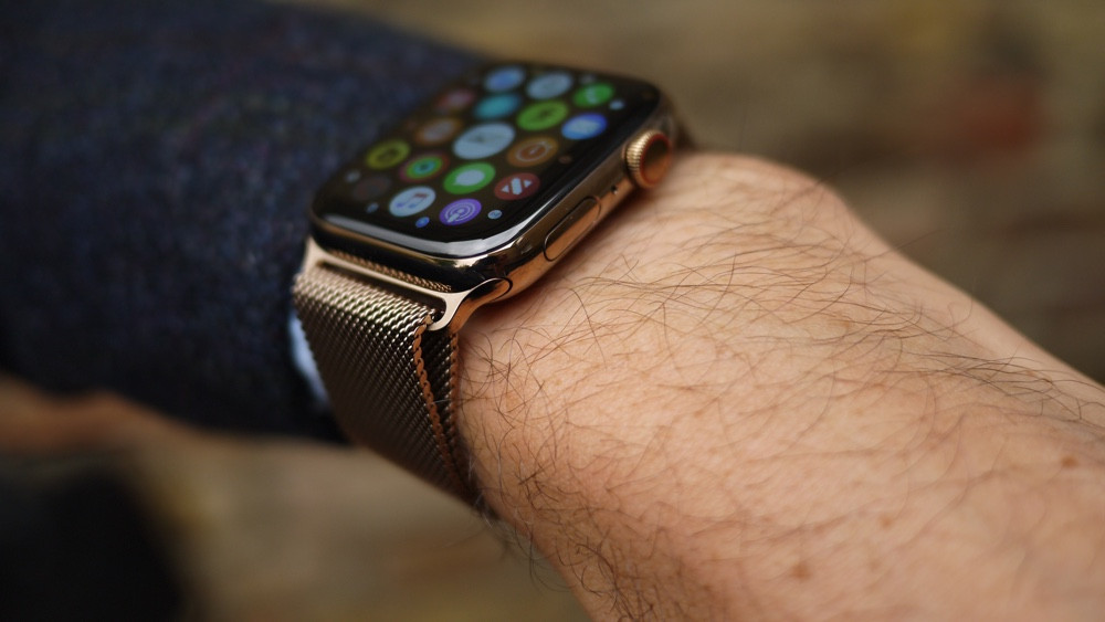 Apple Watch bands could soon detect fit
