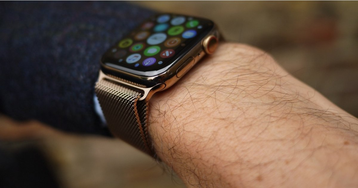 Apple Watch bands that detect fit could be key to accurate health monitoring