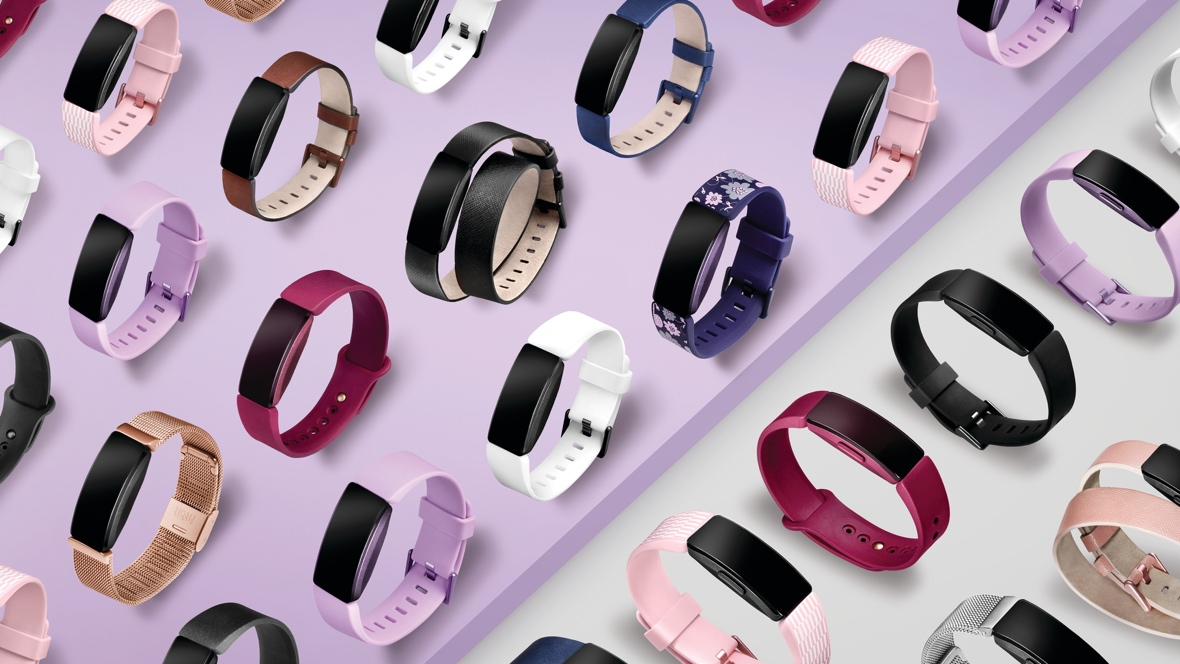 Stylish Fitbit Inspire HR bands