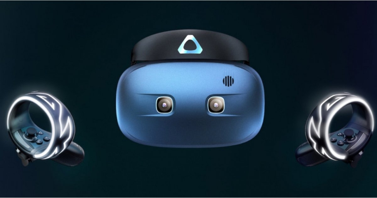 Field of view: The HTC Vive Cosmos is now expected to land this summer