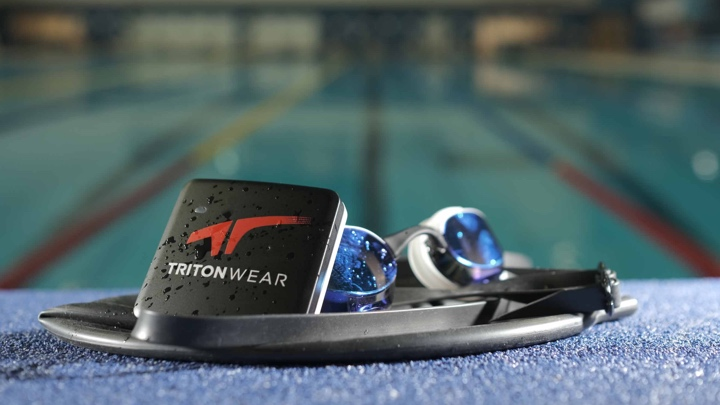 Triton 2 wearable for swimmers unveiled