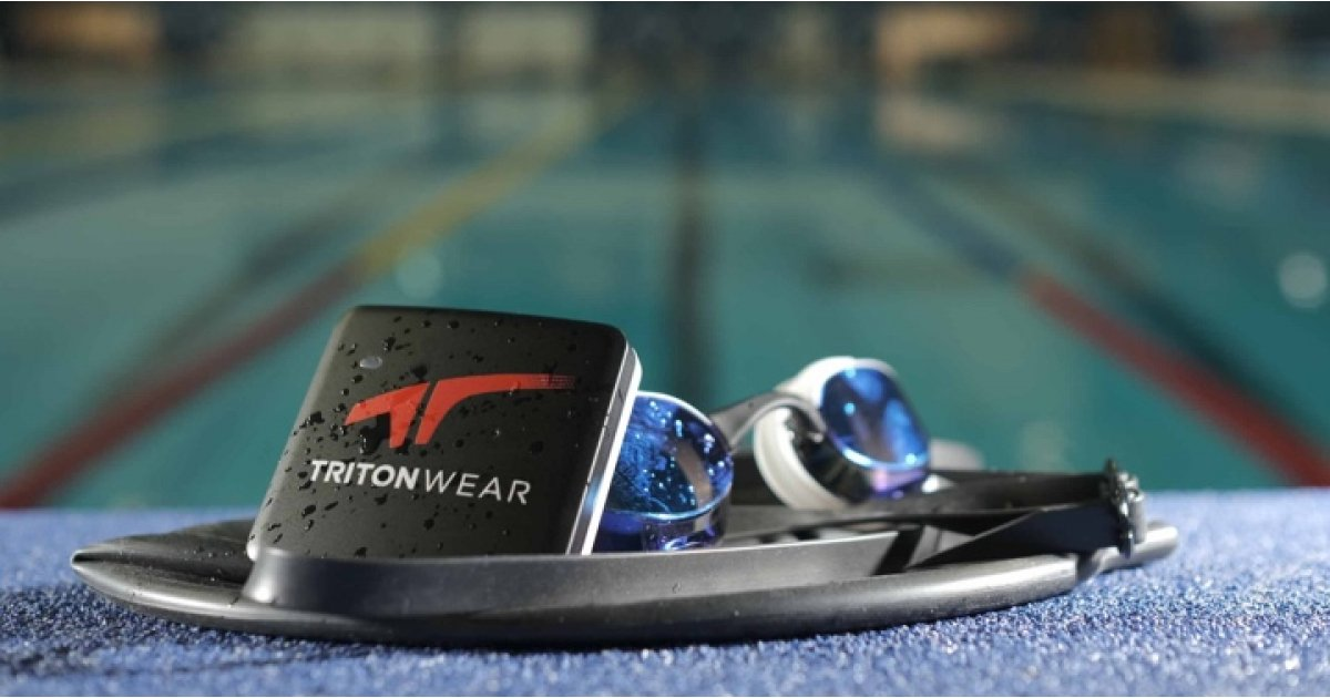 Triton 2 will coach you to become a better swimmer with AI