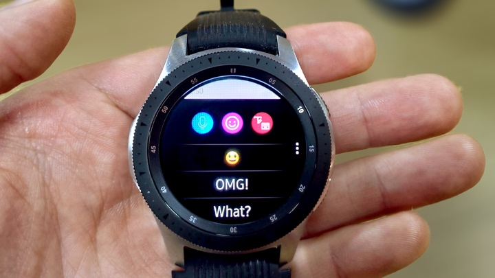 How to use WhatsApp on Samsung Galaxy Watch